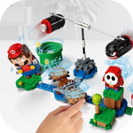 LEGO Super Mario 71366 - Palba Billů – rozšiřující set