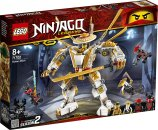 LEGO Ninjago 71702 - Zlatý robot