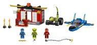 LEGO Ninjago 71703 - Bitva s bouřkovým štítem