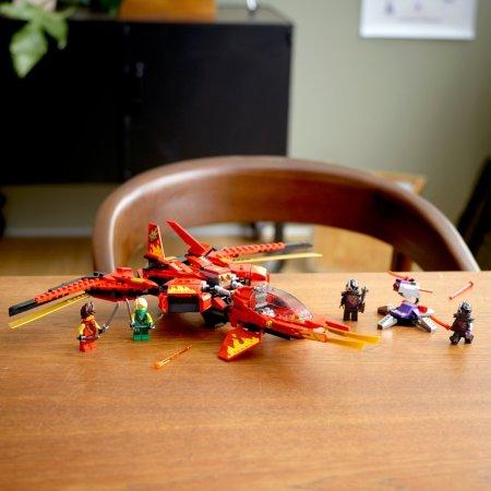 LEGO Ninjago 71704 - Kaiova stíhačka