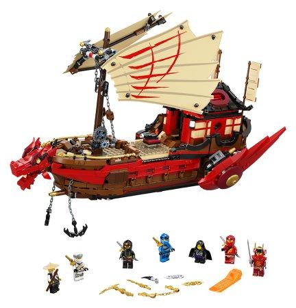 LEGO Ninjago 71705 - Odměna osudu