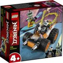 LEGO Ninjago 71706 - Coleovo rychlé auto
