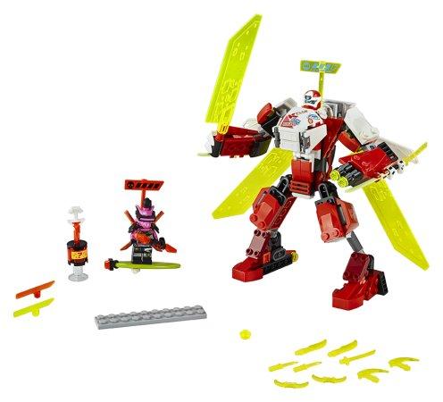 LEGO Ninjago 71707 - Kai a robotický tryskáč