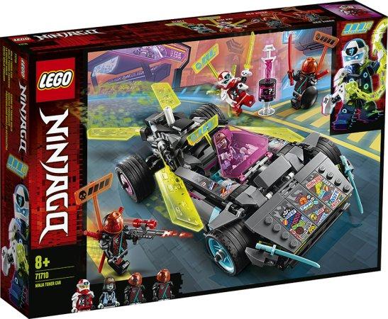 LEGO Ninjago 71710 - Vytuněný nindžabourák