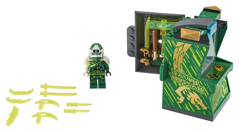 LEGO Ninjago 71716 - Lloydův avatar - arkádový automat