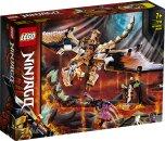 LEGO Ninjago 71718 - Wu a jeho bojový drak