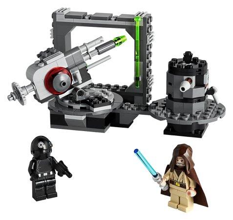 LEGO Star Wars 75246 - Dělo Hvězdy smrti