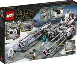LEGO Star Wars 75249 - Stíhačka Y-Wing Odboje