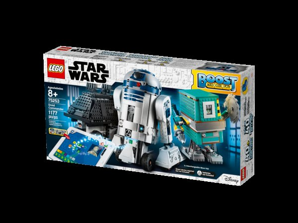 LEGO Star Wars Boost 75253 - Velitel droidů