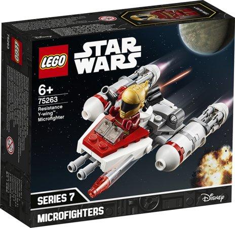 LEGO Star Wars 75263 - Mikrostíhačka Odboje Y-wing