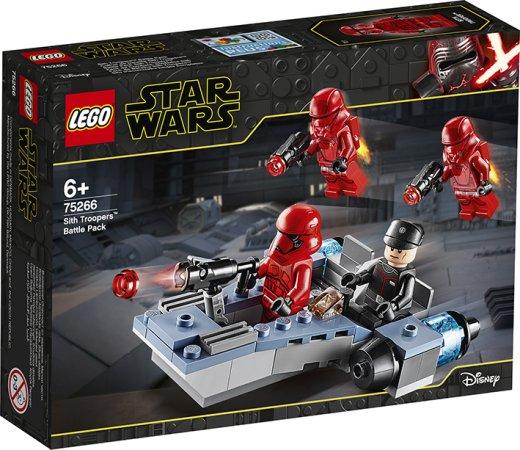 LEGO Star Wars 75266 - Bitevní balíček sithských jednotek