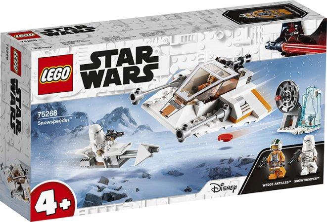 LEGO Star Wars 75268 - Sněžný spídr