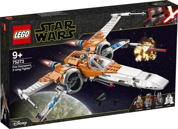 LEGO Star Wars 75273 - Stíhačka X-wing Poe Damerona