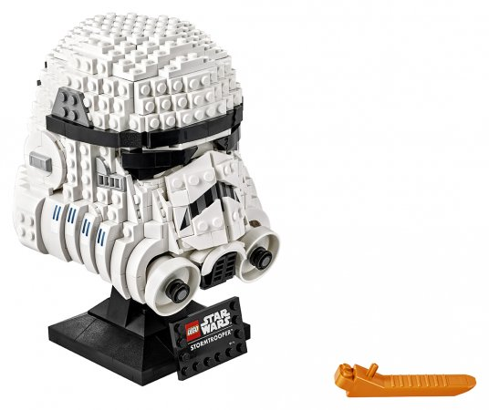 LEGO Star Wars 75276 - Helma stormtroopera