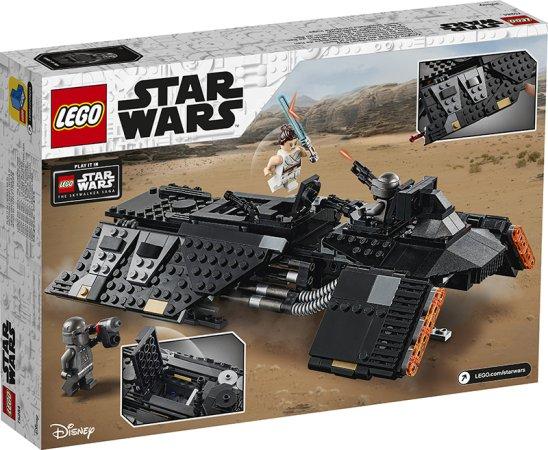LEGO Star Wars 75284 - Přepravní loď rytířů zRenu