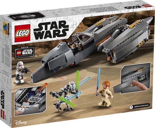 LEGO Star Wars 75286 - Stíhačka generála Grievouse