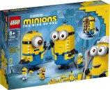 LEGO Minions 75551 - Mimoni a jejich doupě