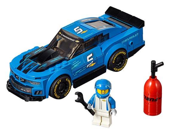 LEGO Speed Champions 75891 - Chevrolet Camaro ZL1 Race Car