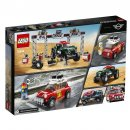 LEGO Speed Champions 75894 - 1967 Mini Cooper S Rally a 2018 MINI John Cooper Works Buggy