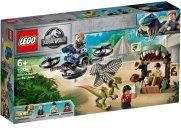 LEGO Jurassic World 75934 - Dilophosaurus na útěku