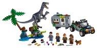 LEGO Jurassic World 75935 - Setkání s Baryonyxem: Hon za pokladem