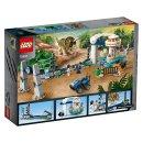 LEGO Jurassic World 75937 - Triceratopsovo běsnění