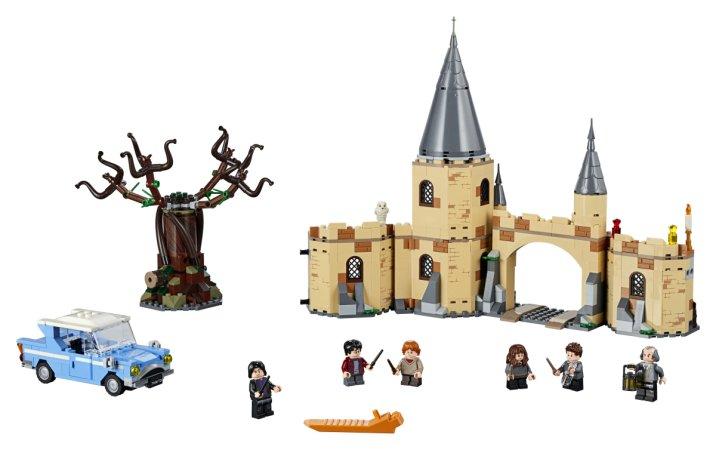 LEGO Harry Potter 75953 - Bradavická vrba mlátička