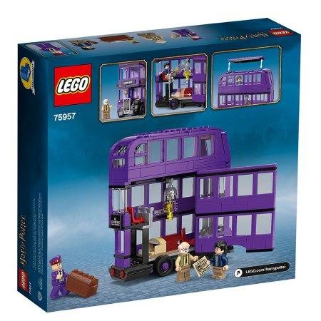 LEGO Harry Potter 75957 - Záchranný kouzelnický autobus