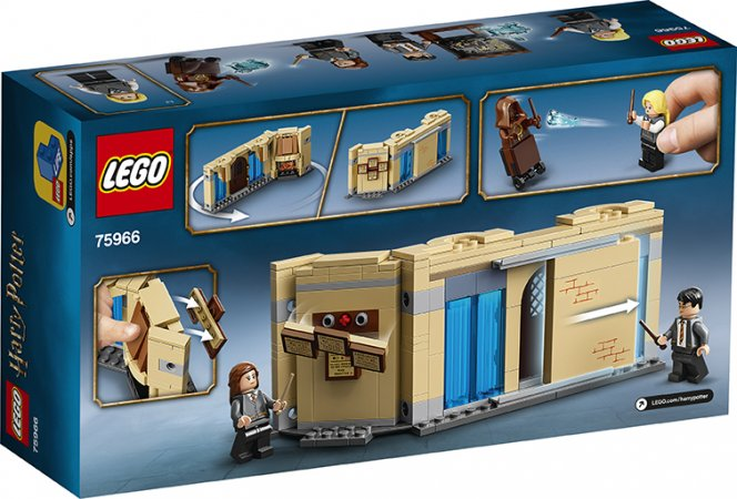 LEGO Harry Potter 75966 - Komnata nejvyšší potřeby