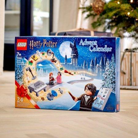 LEGO Harry Potter 75981 - Adventní kalendář