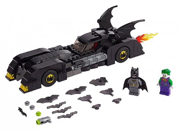 LEGO DC 76119 - Batmobile: pronásledování Jokera