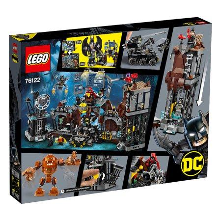 LEGO DC 76122 - Clayface útočí na Batmanovu jeskyni