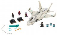 LEGO Marvel Spiderman 76130 - Tryskáč Tonyho Starka a útok dronu