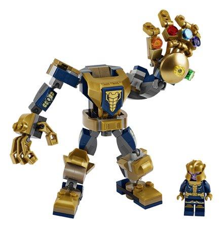 LEGO Marvel Avengers 76141 - Thanosův robot