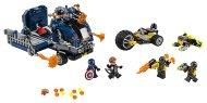 LEGO Marvel Avengers 76143 - Boj o náklaďák