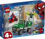 LEGO Marvel Spiderman 76147 - Vulture a přepadení kamionu
