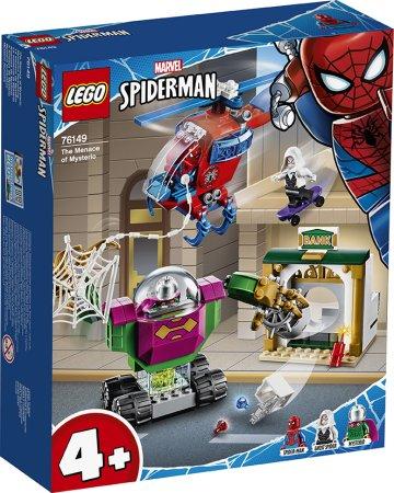 LEGO Marvel Spiderman 76149 - Mysteriova hrozba