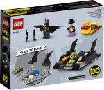 LEGO DC 76158 - Pronásledování Tučňáka v Batmanově lodi