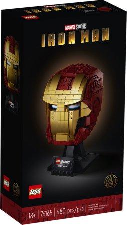 LEGO Marvel Avengers 76165 - Iron Manova helma