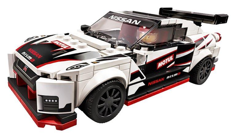 LEGO Speed Champions 76896 - Nissan GT-R NISMO