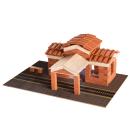 Trefl Brick Trick - Stavějte z cihel - Nádraží