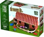 Trefl Brick Trick - Stavějte z cihel - Statek