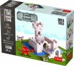 Trefl Brick Trick - Stavějte z cihel - Zámek
