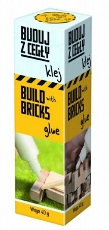 Trefl Brick Trick - Stavějte z cihel - Náhradní lepidlo 40 gramů