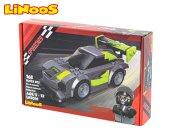 Mikro trading LiNooS stavebnice Speedies - Auto sportovní - 168 ks