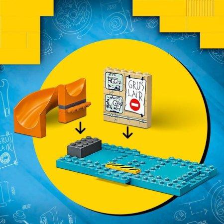 LEGO Minions 75546 - Mimoni v Gruově laboratoři