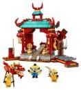 LEGO Minions 75550 - Mimoňský kung-fu souboj