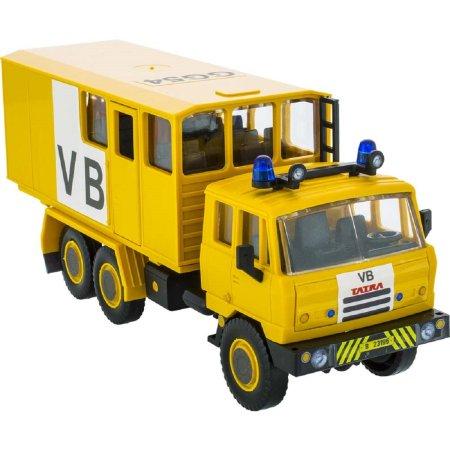 Seva Monti systém - Tatra 815 - Veřejná bezpečnost MS 12.1
