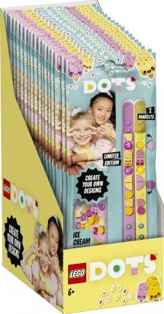 LEGO DOTS 41910 -  Zmrzlinové náramky přátelství
