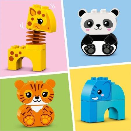 LEGO Duplo 10955 - Vláček se zvířátky